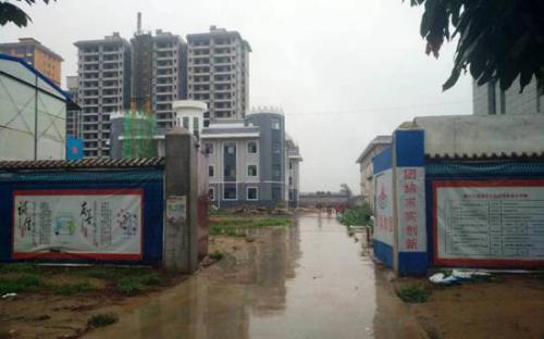 宝鸡扶风县第二幼儿园 室外工程项目招标乱象