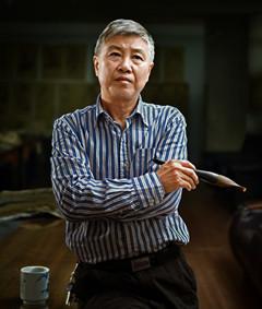 公鸡王平台省美协名誉主席陈石